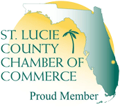St. Lucie County Chamber of Commerce logo